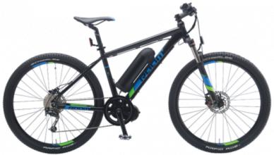 elcykel mountainbike