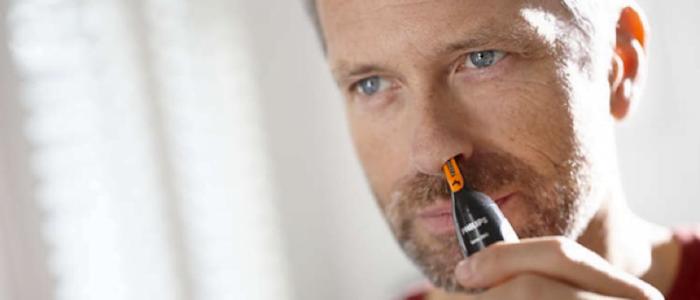 næsehårstrimmer bedst i test