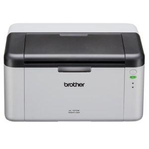 Sort hvid printer