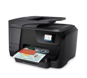 Farveprinter