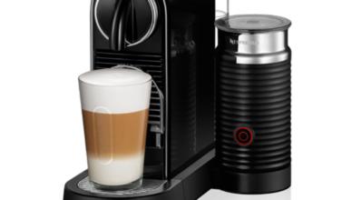 Kapselkaffemaskinetest